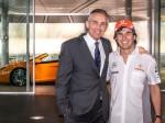 [Photo:Vodafone McLaren Mercedes]