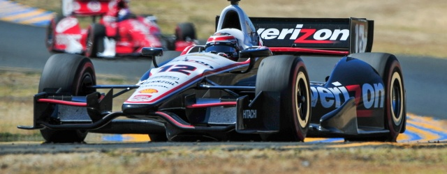 2014 INDY CAR Series Champion:No.12 Will Power(Team Penske)